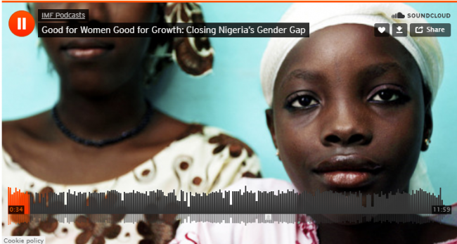 "Listen to Aidlink's Podcast Pick of the Week: ""Good for Women, Good for Growth: Closing Nigeria's Gender Gap"""