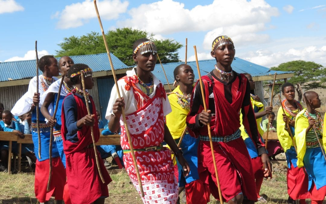 Unesco Grants Cultural Status to Maasai Rites, Hurling and Camogie