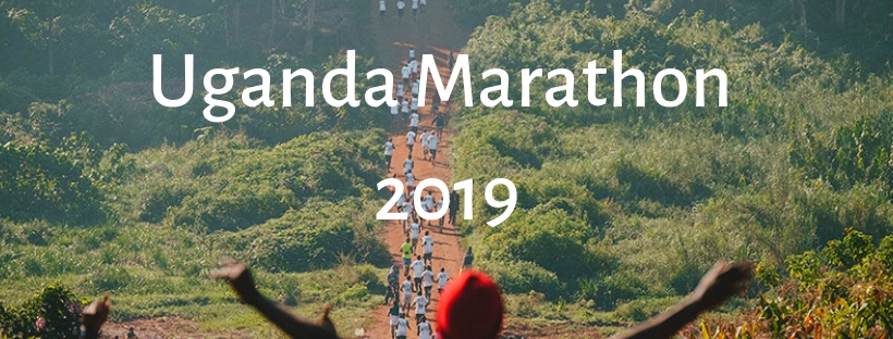 Join Aidlink at the Uganda Marathon in 2019