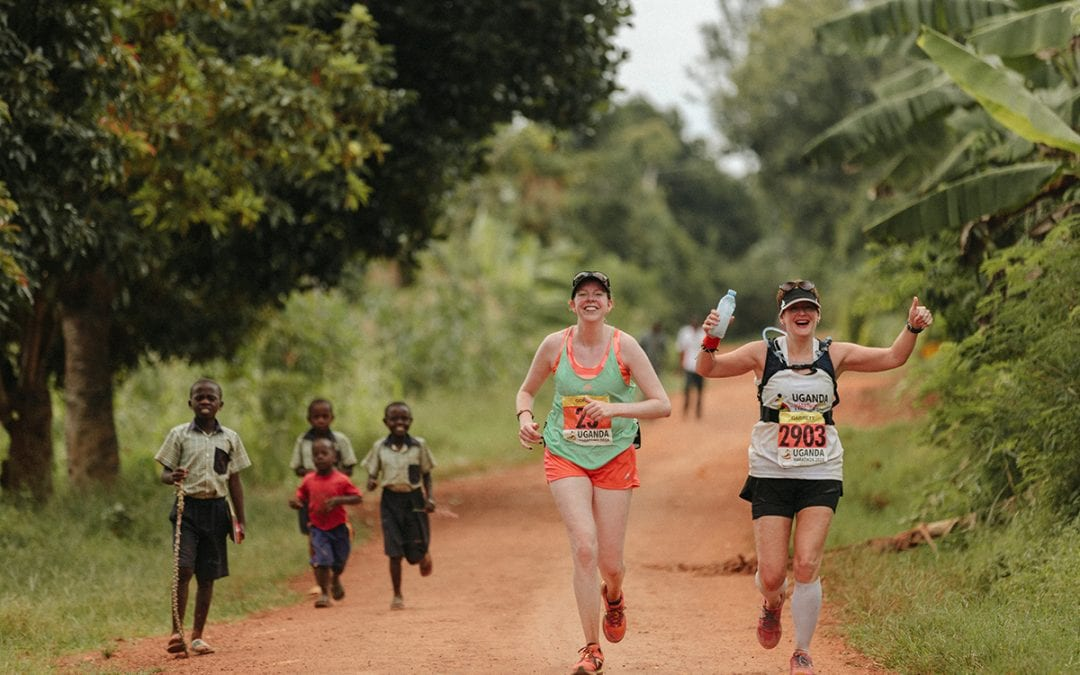 Aidlink at the Uganda Marathon: An Adventure Like No Other