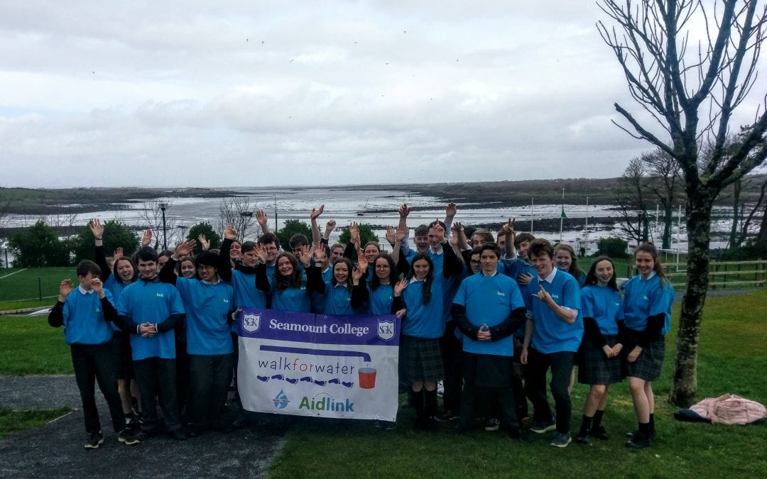 14 Schools Walk for Water with Aidlink
