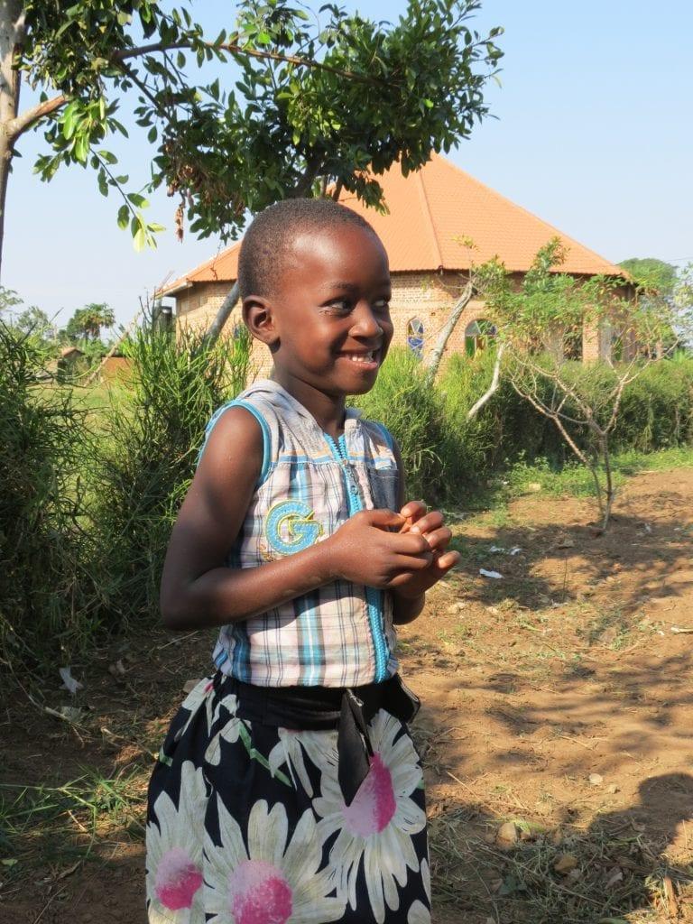 Gloria, Bbaale Primary School - Aidlink