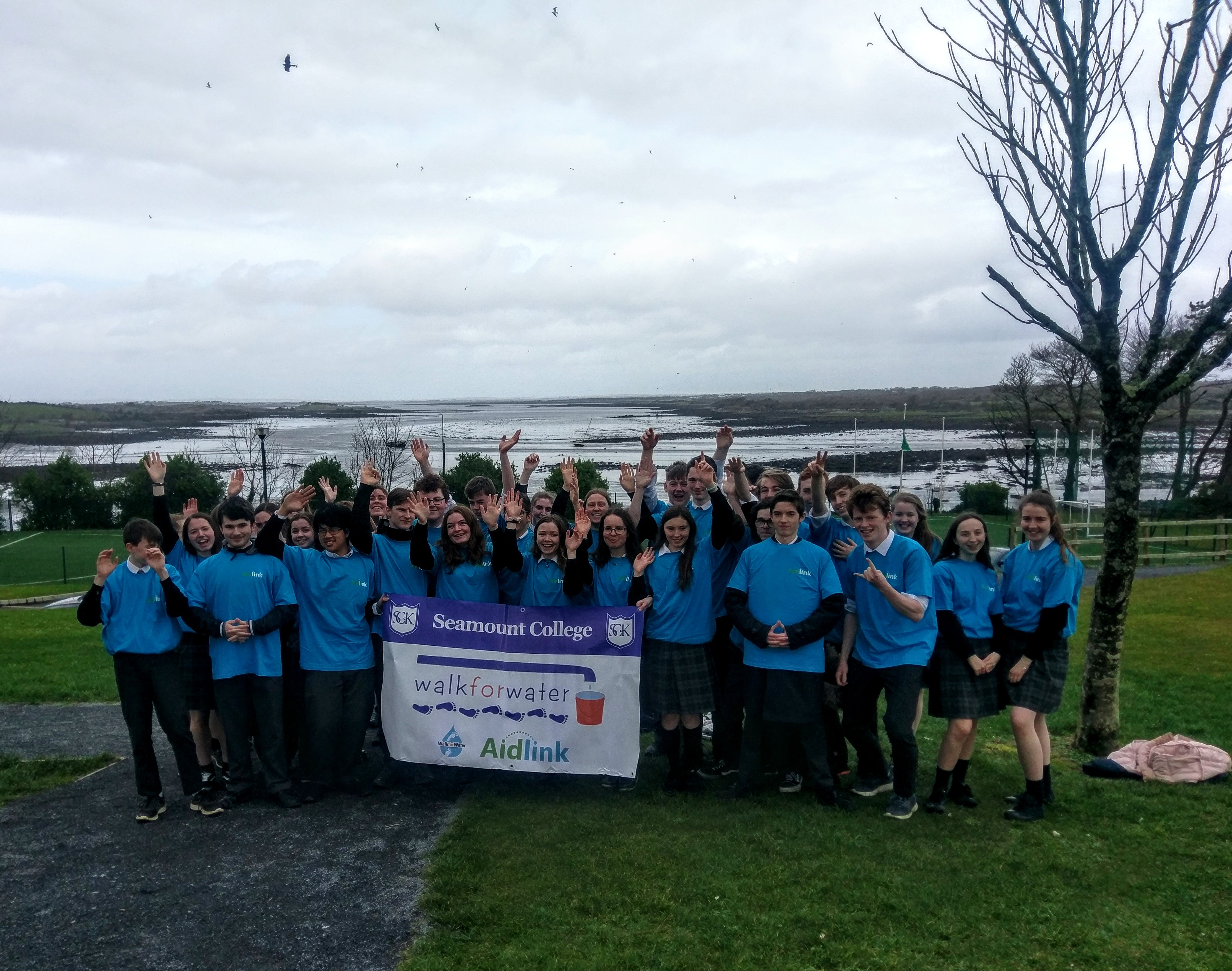 Walk For Water - Aidlink