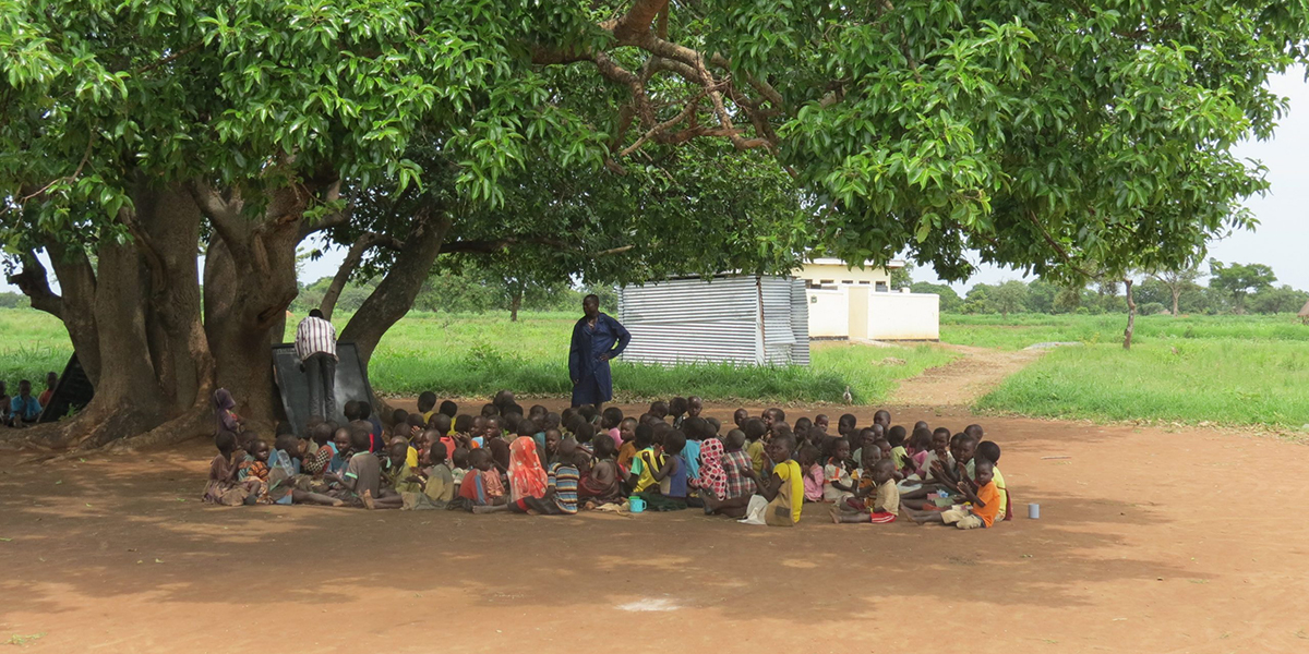 Educating Children & Youth - Aidlink