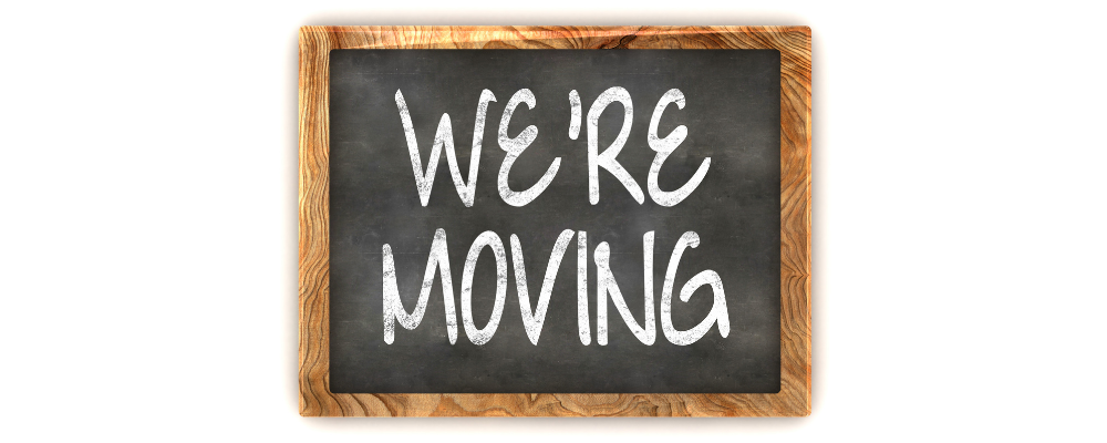 We're Moving - Aidlink